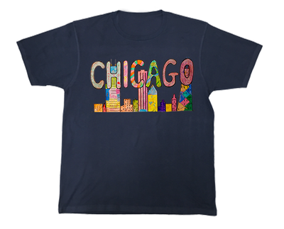 Camp PALS Chicago Short Sleeve