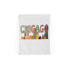 Camp PALS Chicago Drawstring Bag