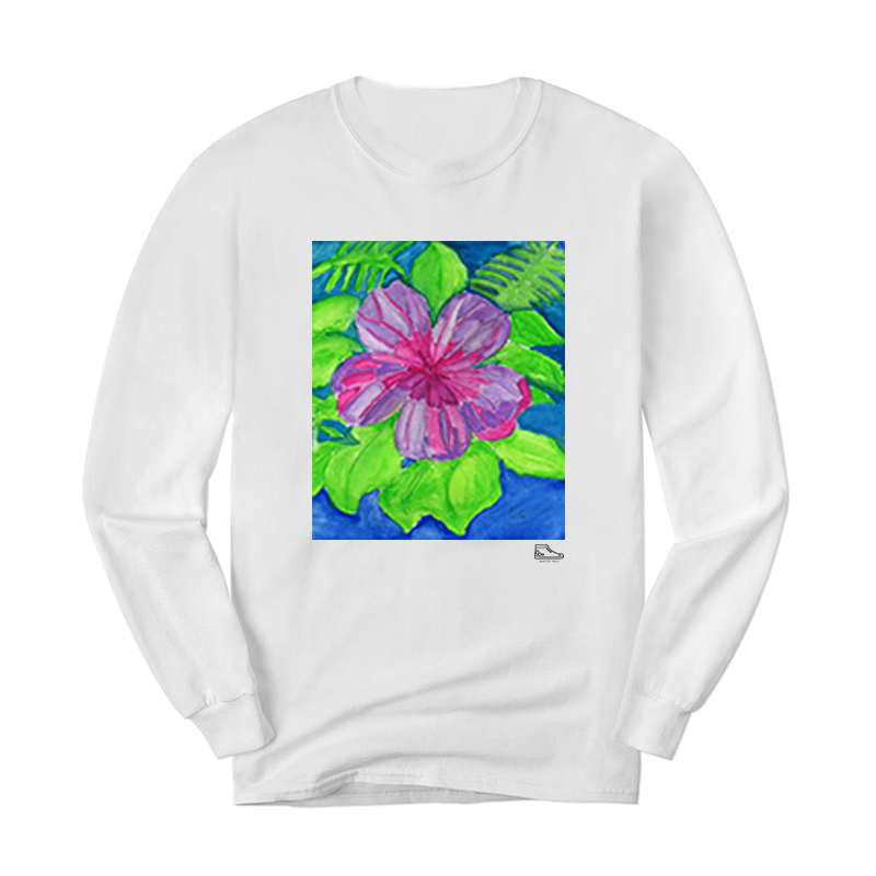 Estella Levin Flower Long Sleeve