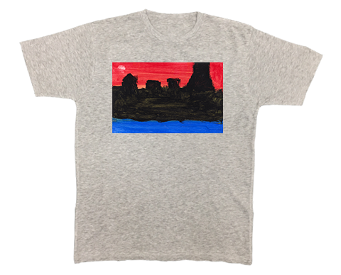 Jacob Spenadel Sunset Short Sleeve