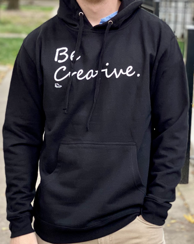 Be Creative Sweatshirt