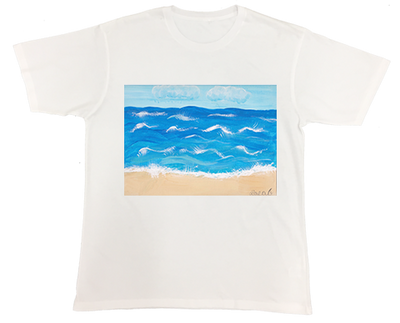 Jacob Spenadel At The Shore Short Sleeve