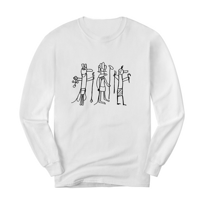 Joe Wilson Tribal Long Sleeve