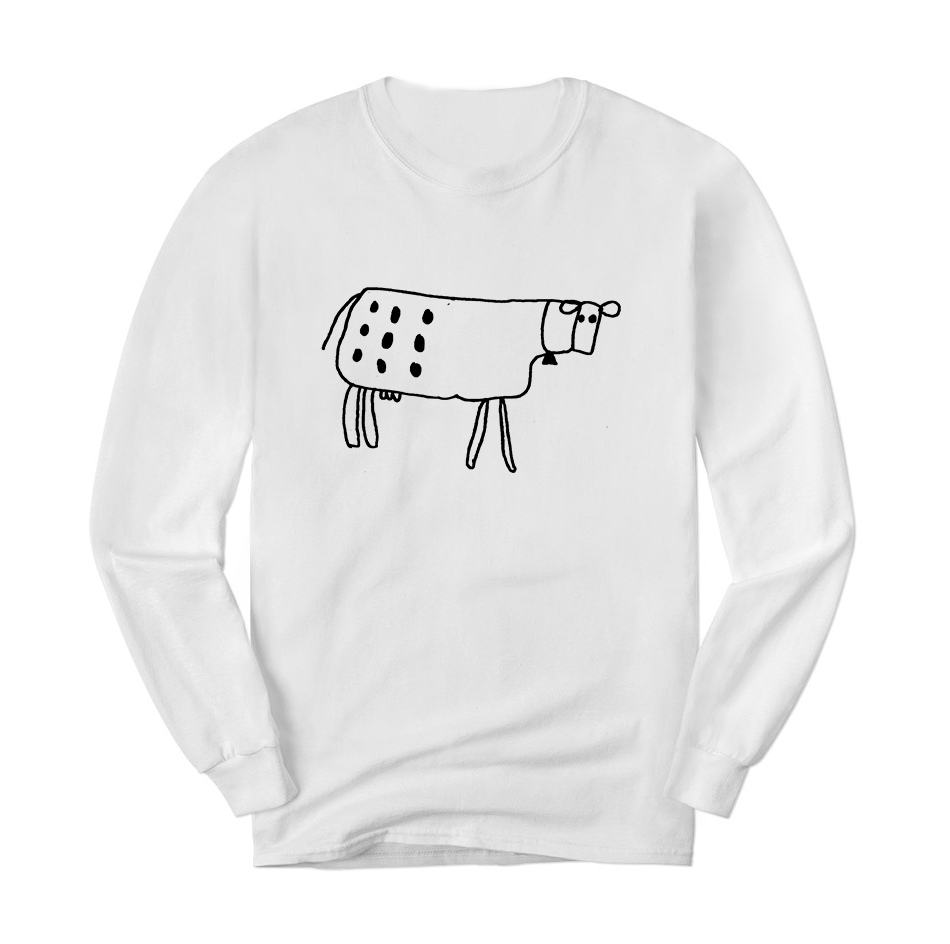 Joe Wilson Moo Long Sleeve