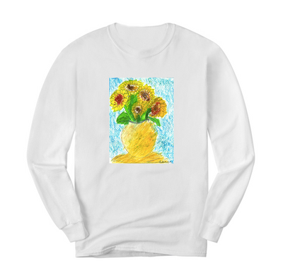 Jacob Spenadel Sunflower Long Sleeve