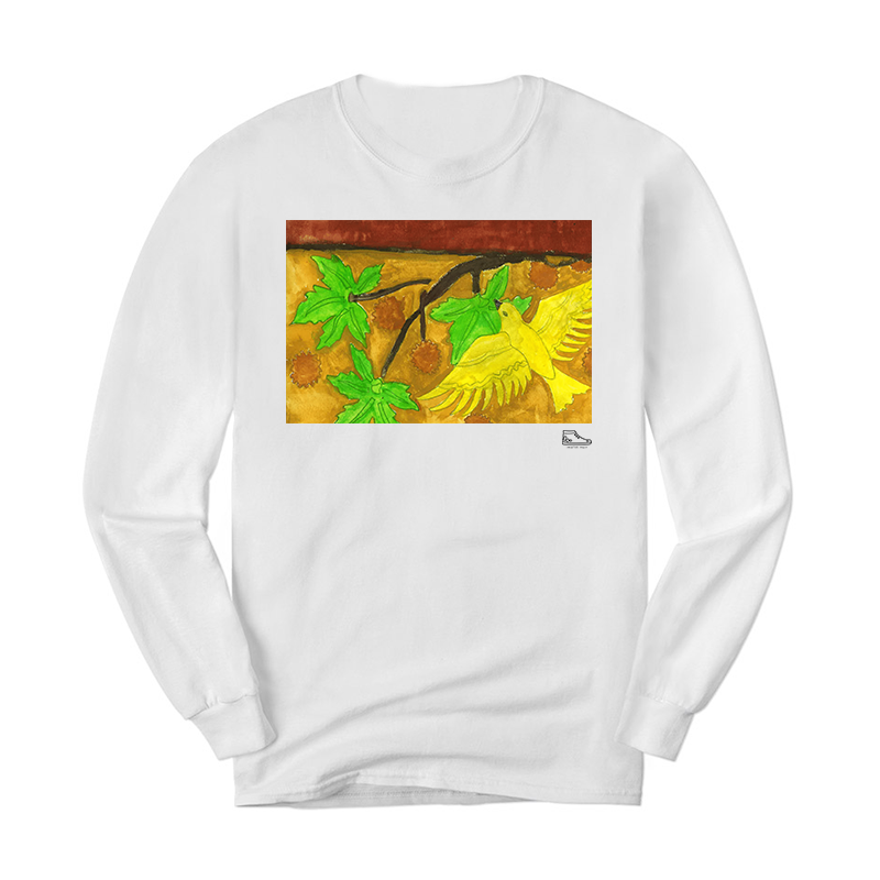 Michelle Rappaport Bird Long Sleeve