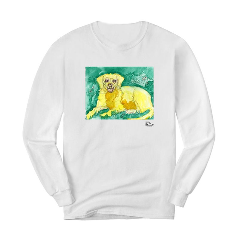 Michelle Rappaport Golden Retriever Long Sleeve
