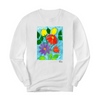 Michelle Rappaport Flowers Long Sleeve