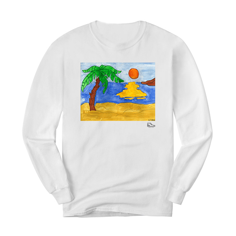 Noah Bronfeld Sunset Beach Long Sleeve