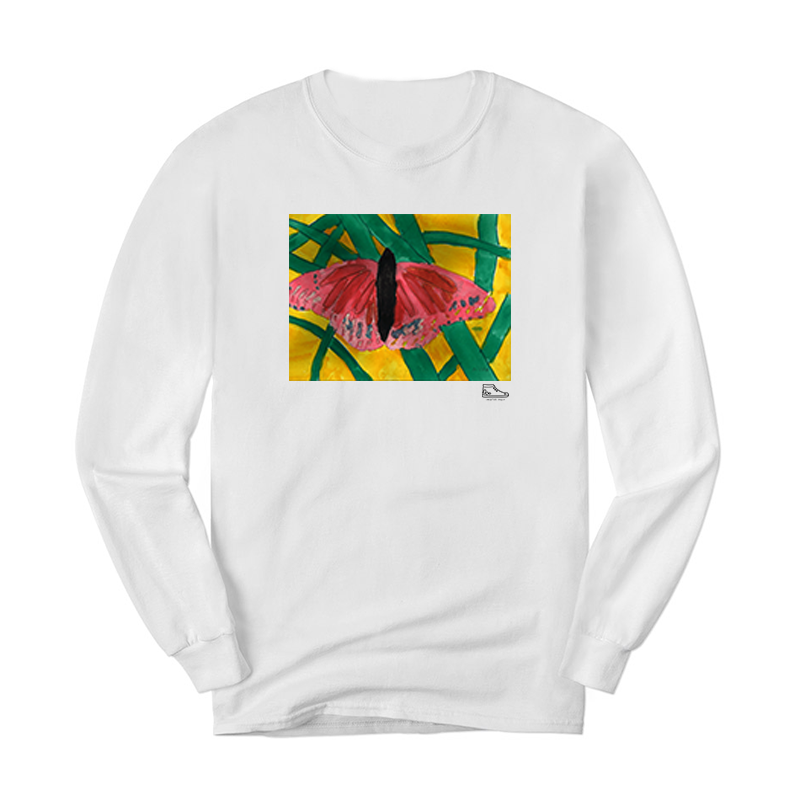 Noah Bronfeld Butterfly Long Sleeve
