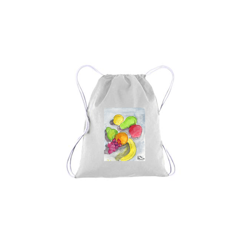 Noah Bronfeld Fruits Drawstring Bag