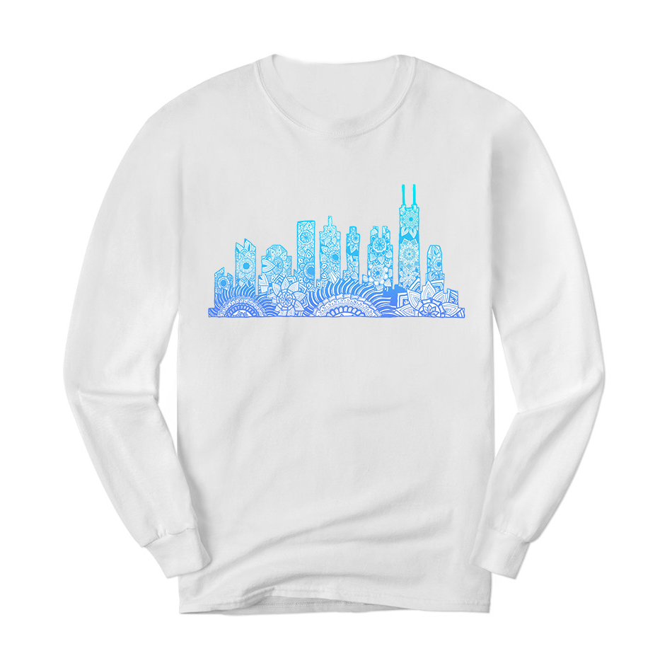 Natalia Villegas Skyline Long Sleeve