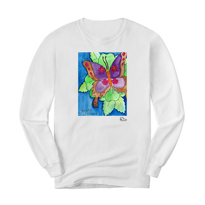 Sam Potashnick Butterfly Long Sleeve