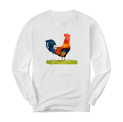 Alex Biagi Rooster Long Sleeve
