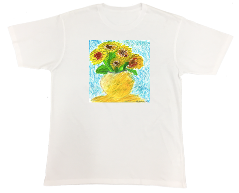 Jacob Spenadel Sunflower Short Sleeve