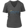 ANGELS Among Us Womens V-Neck