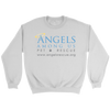 Angels Among Us Crew Neck Sweatshirt
