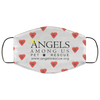Angel Hearts Mask