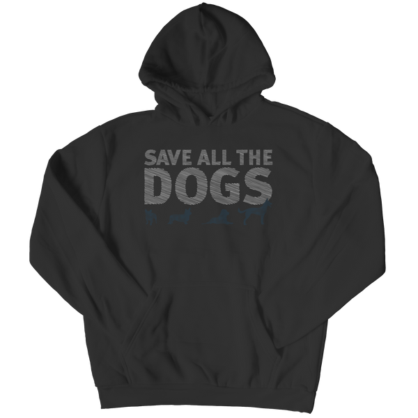 Save All The Dogs