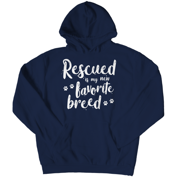 Rescue Is My Favorite Breed
