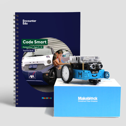 Code Smart Classroom Bundle Ages 11-14