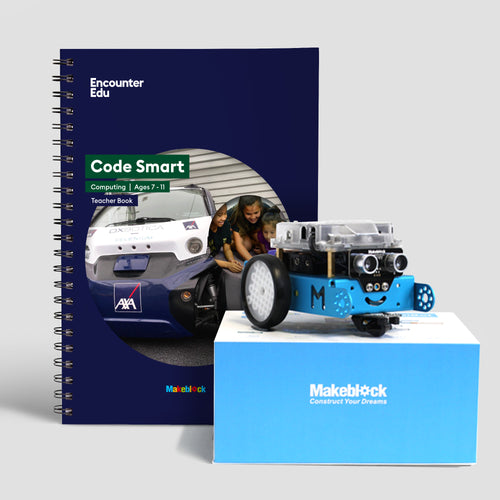 Code Smart Classroom Bundle 7-11