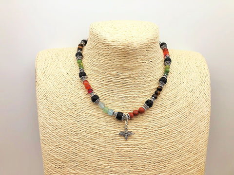 Insect Repellent Aroma  Bracelet or Necklace