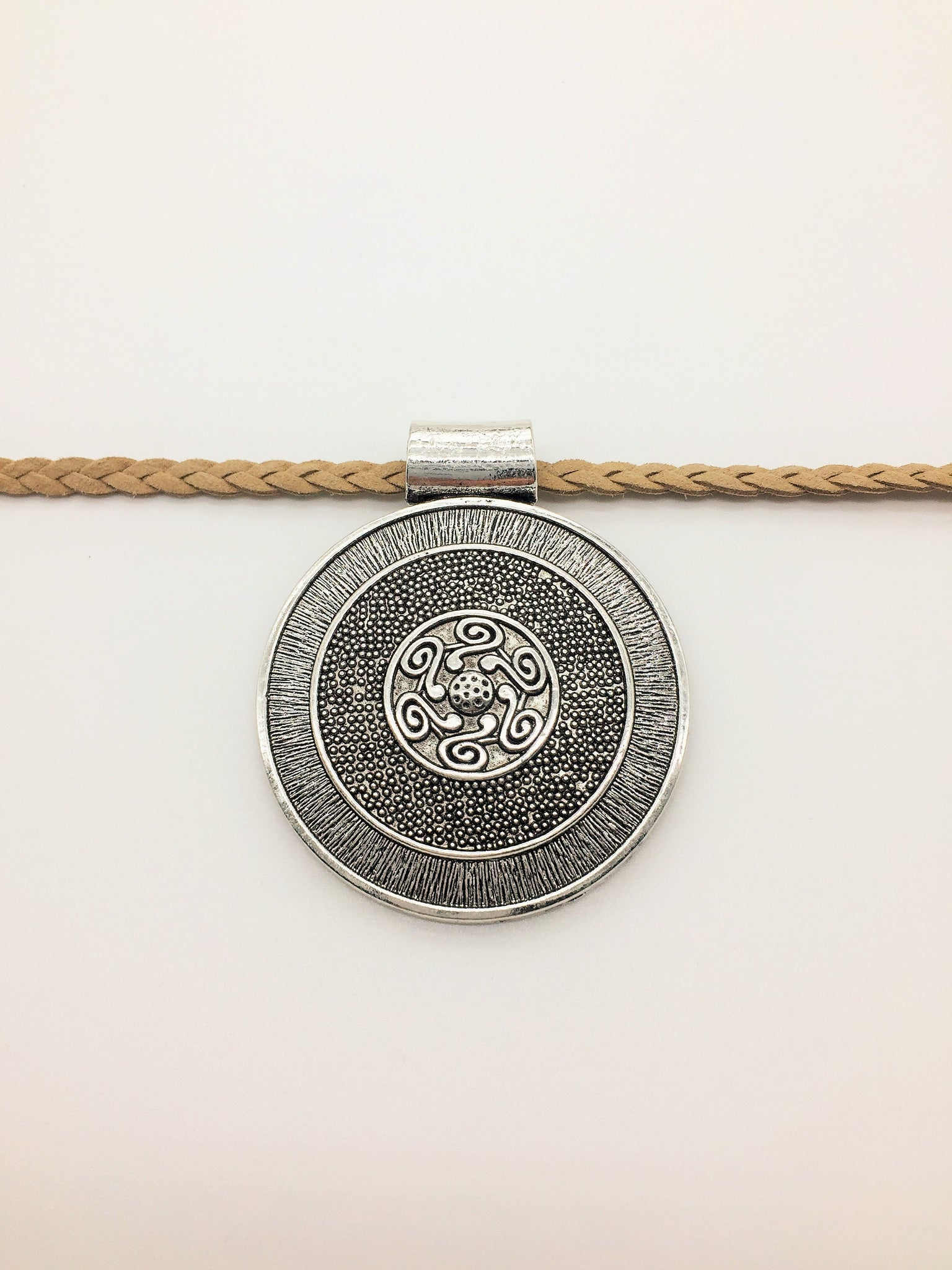 Woman Warrior Pendant