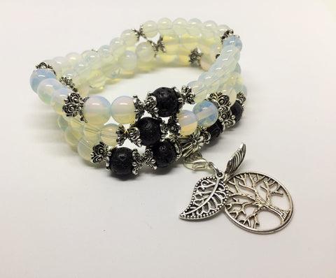 Opal Creativity, Meditation & spirituality CrystalAroma Jewellery