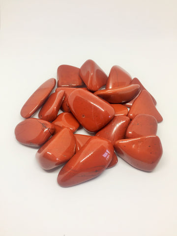 Emotionally grounding Red Jasper Healing stone promotes spiritual awareness and Protection & deflection from negative energies.