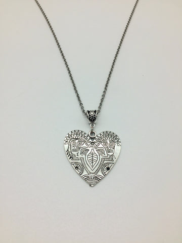 The Ancient Náhuas True Love Pendant