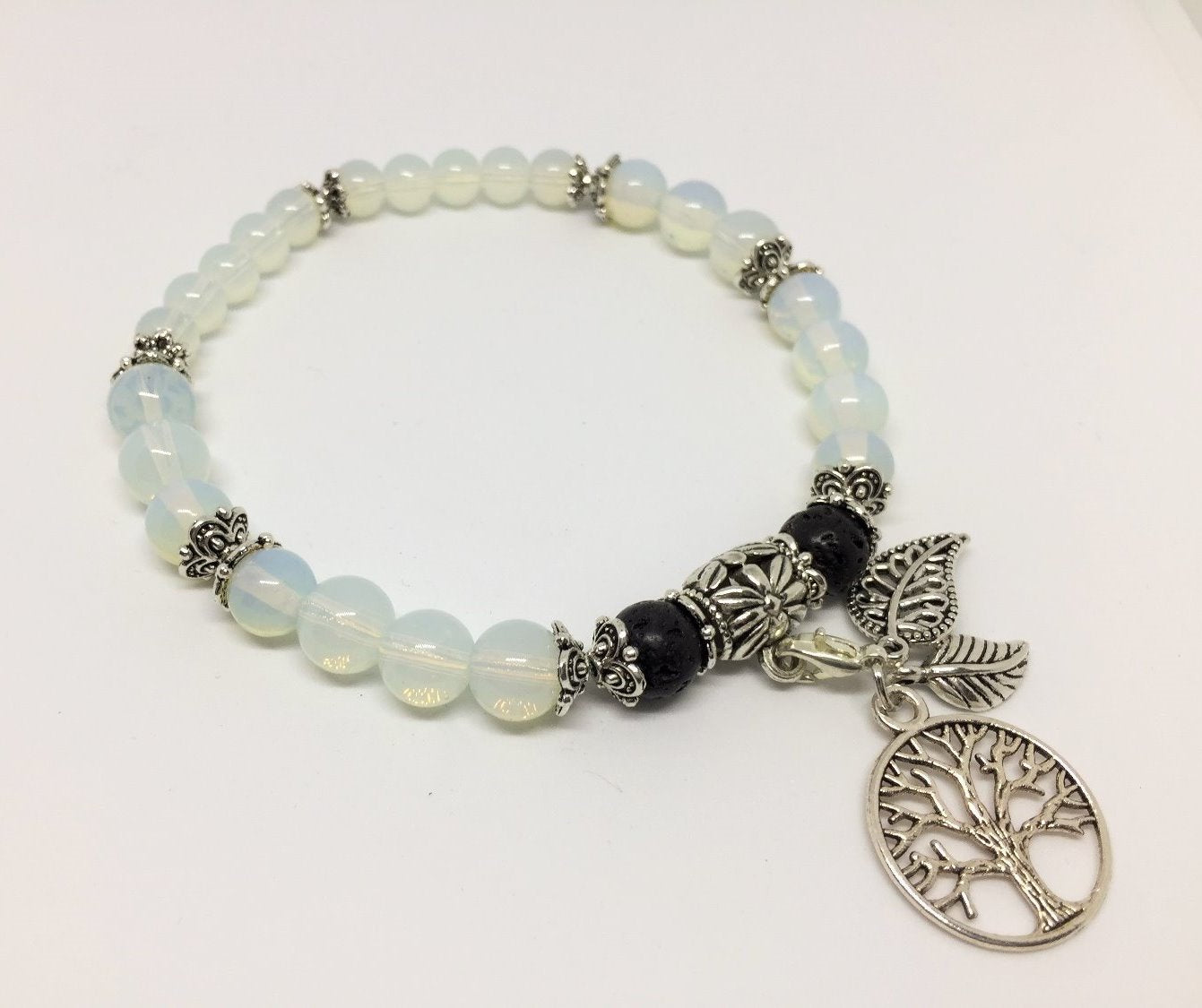 Opal Creativity, Meditation & spirituality Aroma Jewellery