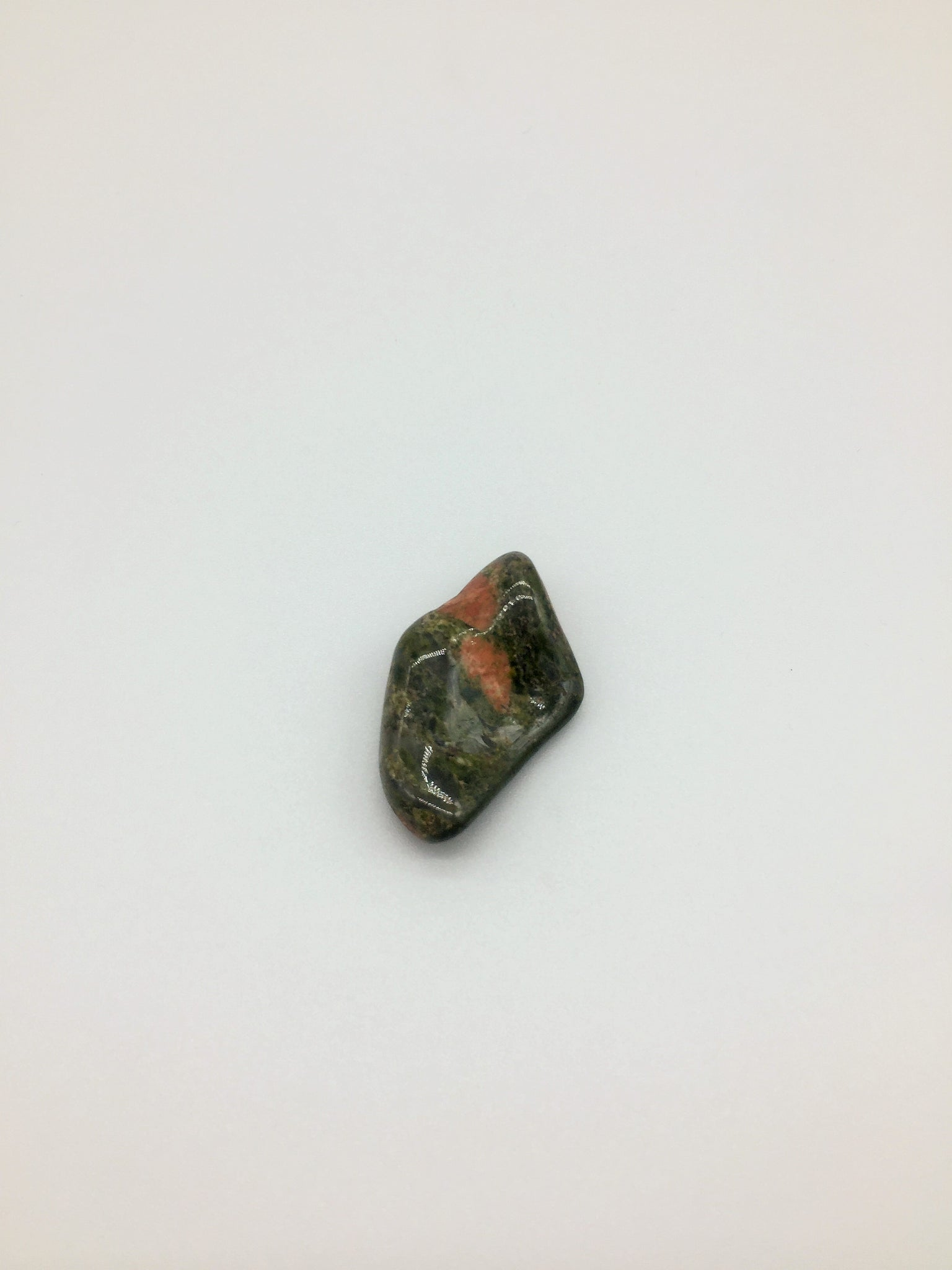 Unakite for Physical & Emotional Wellness.
