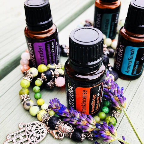 Divine Love essential oil collection