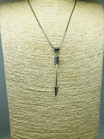 Long Arrow pendant