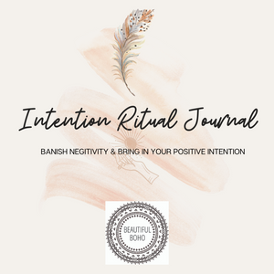 Intention Ritual Journal
