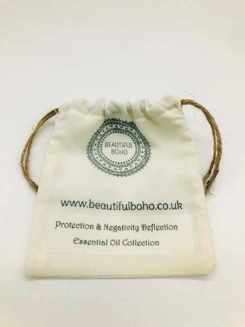Protection & Negativity Deflection Essential Oil Collection