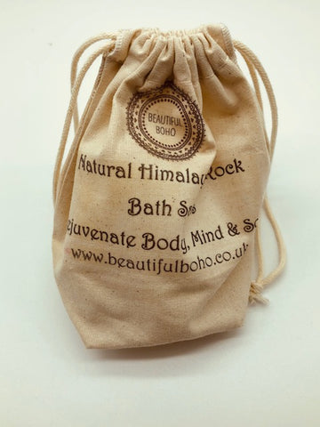 Natural Himalayan Rock Bath Salts