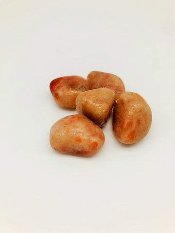 Sunstone Healing Stone promotes Motivation & energy.