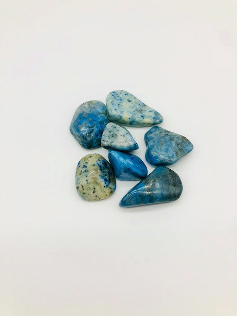 Lapis Lazuli Positivity & Happiness Healing stone with information pack.