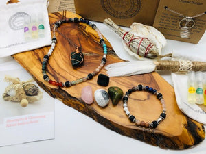 Beautiful Boho Blessings Box