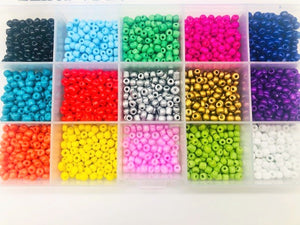 Box of Seed beads