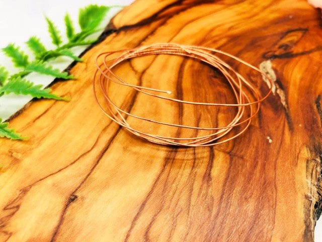1 metre of copper wire