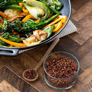 Sichuan Peppercorn Stir Fry Recipe from Frontier Co-op!