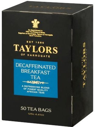 decaf breakfast tea bags