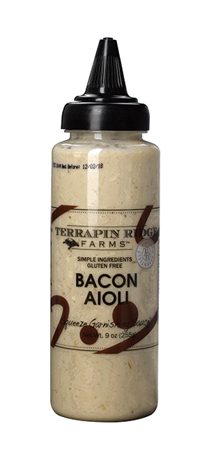 Bacon Aoli Squeeze