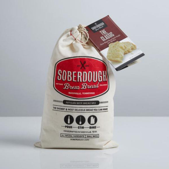 Classic Soberdough Artisan Beer Bread Mix