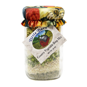 Country Vegetable Soup Mix (Little Barn)