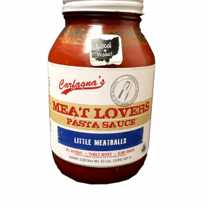 Meat Lover's Little Meatballs Pasta Sauce