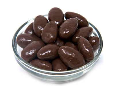 Milk choc amar almonds